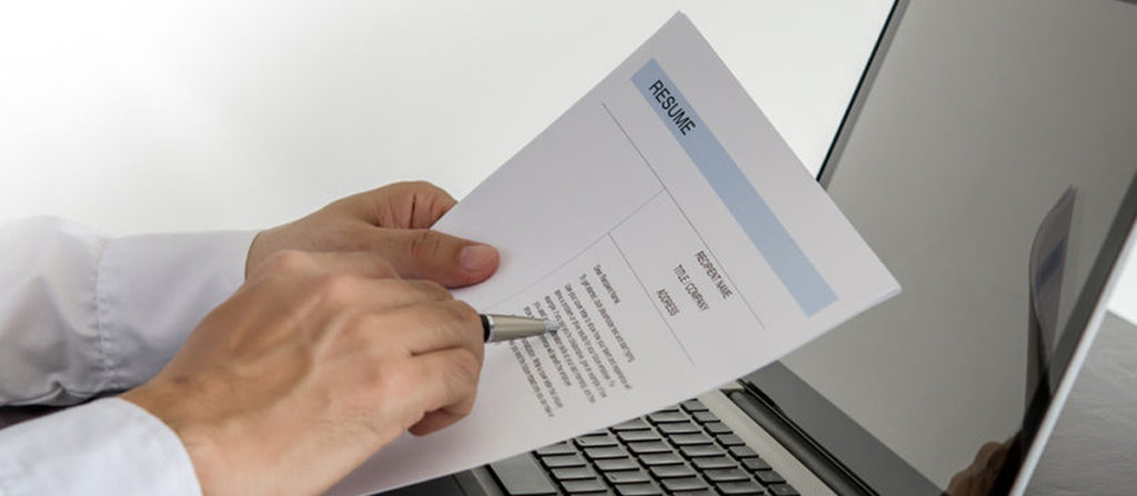 Craft your Resume for Job Interview